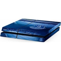 official everton fc original playstation 4 console skin ps4 accessory