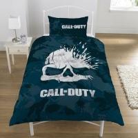 call of duty panel duvet set single bath towel