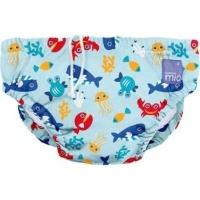 bambino mio swimnappy deep blue sea 9 12 kg bag