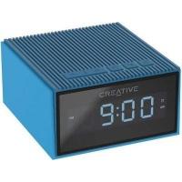 creative chrono alarm clock headset