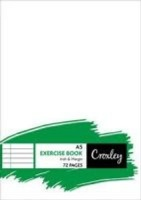 croxley jd173im a5 exercise books 72 pages 20 other