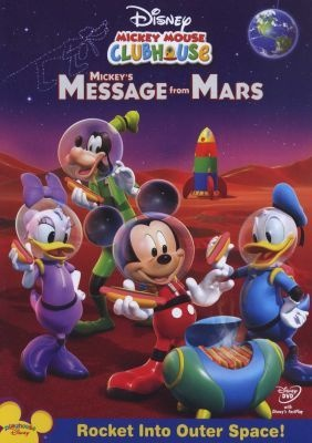 Photo of Mickey Mouse Clubhouse - Mickey's Message From Mars