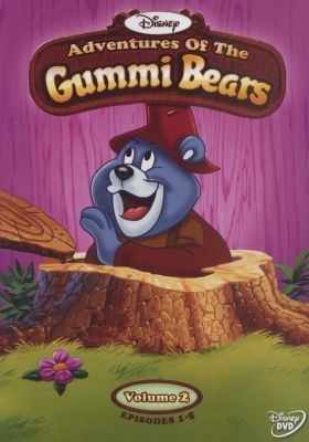 Photo of Adventures Of The Gummi Bears - Vol.2 Episodes 1-5