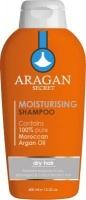 aragan secret moisturizing shampoo shaving