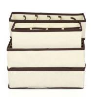 Underwear Storage Box Beige