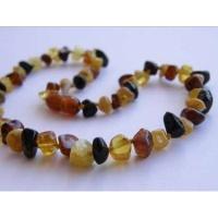 4akid free form amber teething necklace feeding