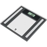 casa diagnostic glass bathroom scale black health product