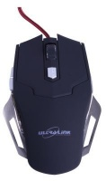 Ultra Link Wired Gaming Mouse Black