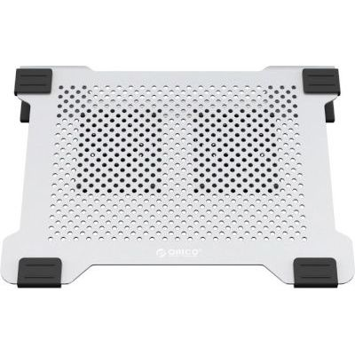 """Photo of Orico Cooling Pad with Dual Fans for 11"""" to 15"""" Notebooks"""