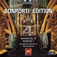 inventioni op 10sonate 7 music cd