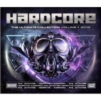 hardcore the ultimate collection 2012 music cd