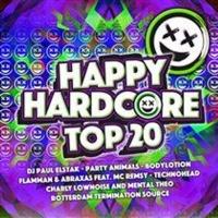 happy hardcore top 20 music cd