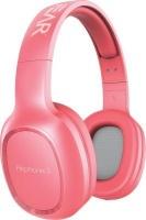 sonicgear airphone 3 peach headphones earphone