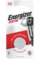 energizer 3v lithium cr2016 coin single battery