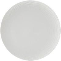 maxwell and williams white basics diamonds dinner plate