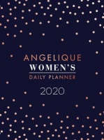 angelique du toit womens daily planner 2020 hardcover other