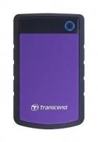 Transcend 1TB Rugged USB30 Hard Drive 25 Purple