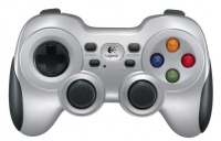 logitech f710 wireless gamepad pc case