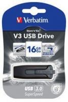 Verbatim Store n Go V3 16GB USB30 Grey