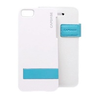 capdase sider belt cover for iphone 5 and 5s white