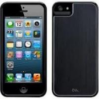 casemate faux aluminum case for iphone 55sse black