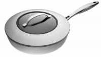 scanpan ctx saute pan with lid 26cm