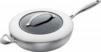 scanpan ctx saute pan with lid 32cm