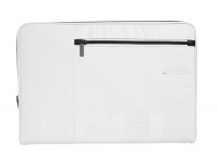 golla justin 15 inch macbook sleeve white