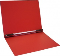 Bantex Computer Printout Binder Red
