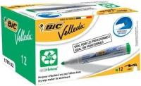 Bic Velleda 1701 Whiteboard Bullet Point Marker Green