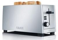 graef 4 slice toaster silver toaster