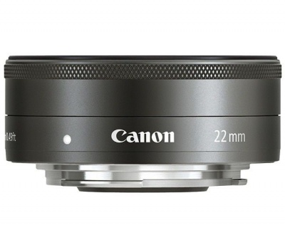 Photo of Canon EF-M 22mm f2 STM Lens