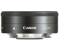 canon m 22mm f2 stm camera len