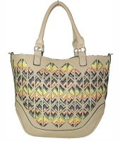 Parco Collection Ladies Handbag Beige
