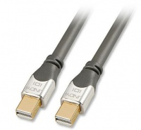 lindy mini displayport male to cable 2m