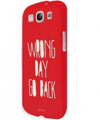 Photo of Legami Samsung S3 Cover - Wrong Day Go back