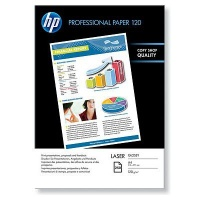 hp professional glossy 120gsm laser paper a4 250 sheets office machine