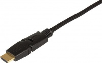 Ellies HDMI A To HDMI A Rotatable Cable 15m