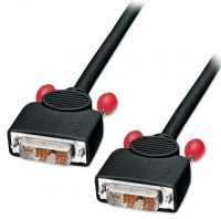 lindy dvi d male to single link cable 3m
