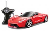 Maisto Remote Control 124 Ferrari LaFerrari Red