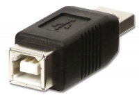 lindy 71231 a male to b female usb adapter