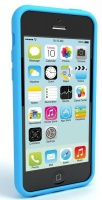 wallee iphone 5c case blue