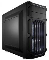 corsair carbide spec 03 atx case black white led case