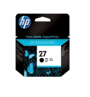 hp 27 black ink cartridge office machine
