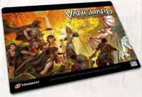 zboard vanguard saga heroes mouse pad 3ds console