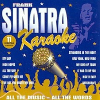 sinatra karaoke import cd karaoke