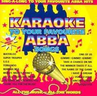 abba karaoke import cd karaoke