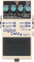 boss dd 7 digital delay effects pedal road clipless pedal