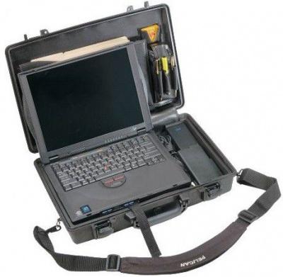Photo of Pelican 1490 CC1 Deluxe Case - Black