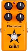 blackstar lt dist distortion guitar effects pedal mtb clipless pedal